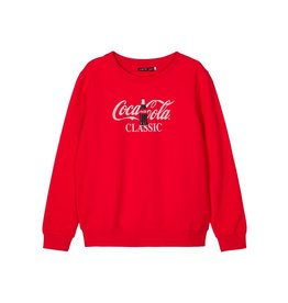 Name It Retro unisex Coca Cola trui