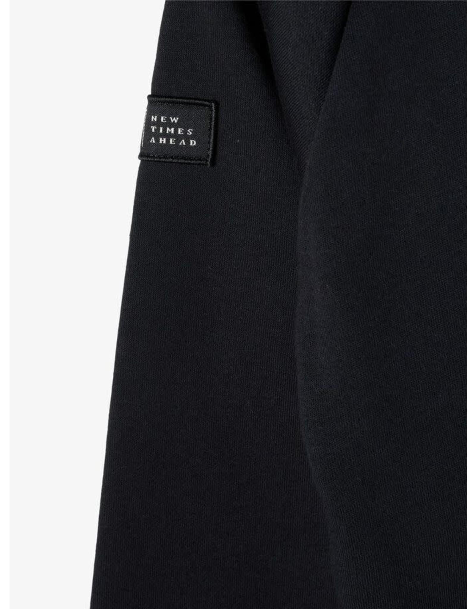 Name It Zwarte warme en zachte sweater trui