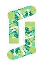 Happy Socks MAAT 36/40 - Groene jungle sokken