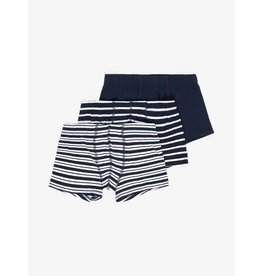 Name It 3-pack basis boxer shorts (tot en met maat 104)