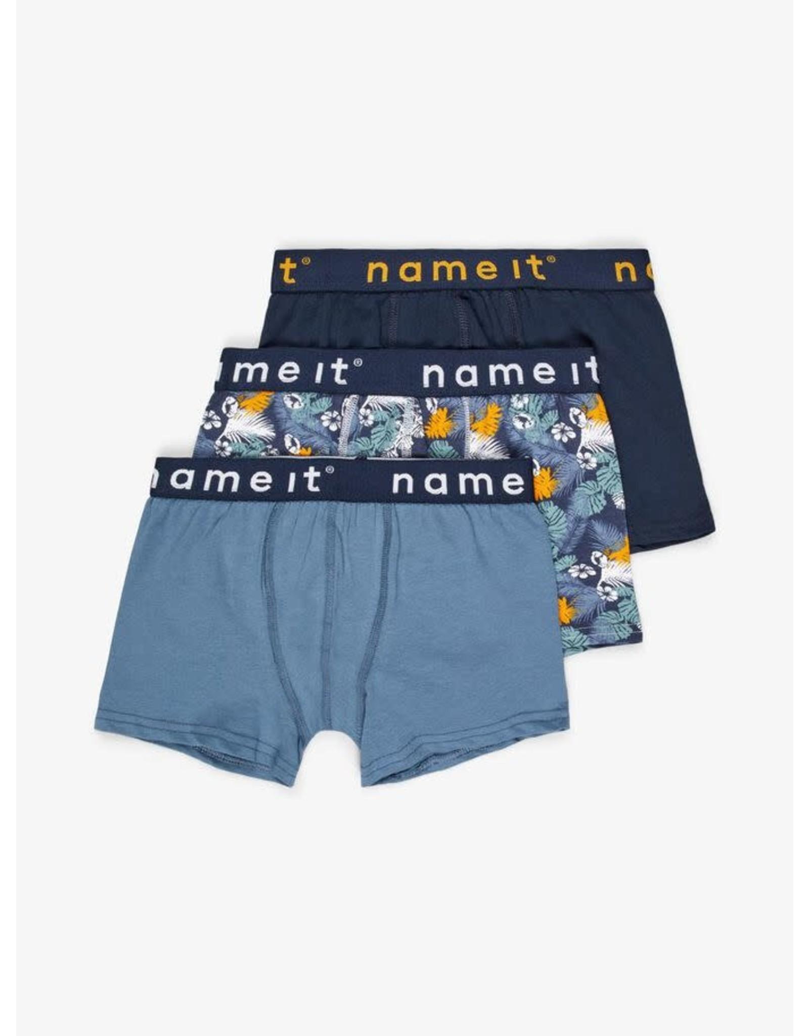 Name It 3-pack kleurrijke onderbroeken