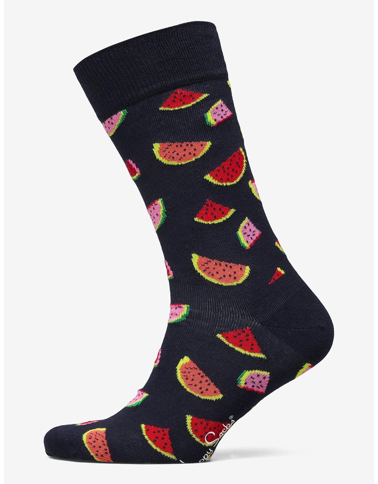 Happy Socks MAAT 36/40 - Watermeloen sokken