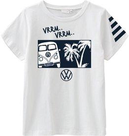 Name It Witte Volkswagen t-shirt