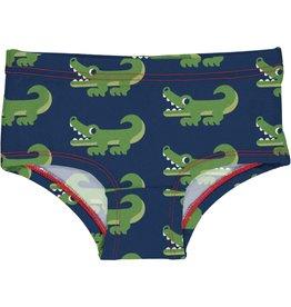 Maxomorra Onderbroek met krokodillen print