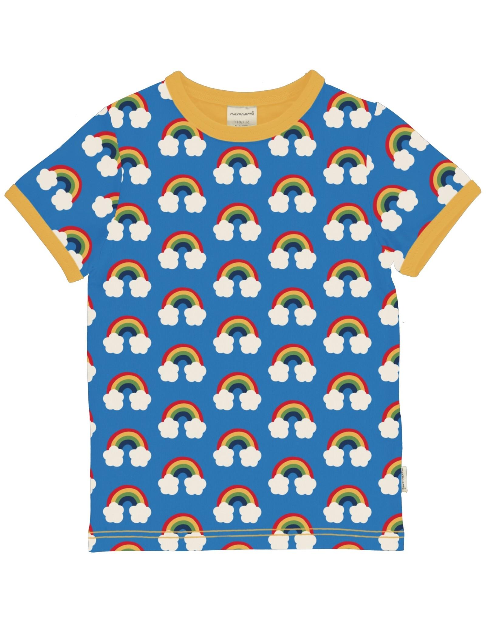Maxomorra Regenboog t-shirt