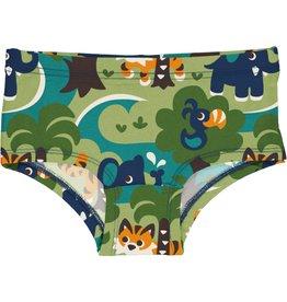 Maxomorra Onderbroek met jungle dieren print