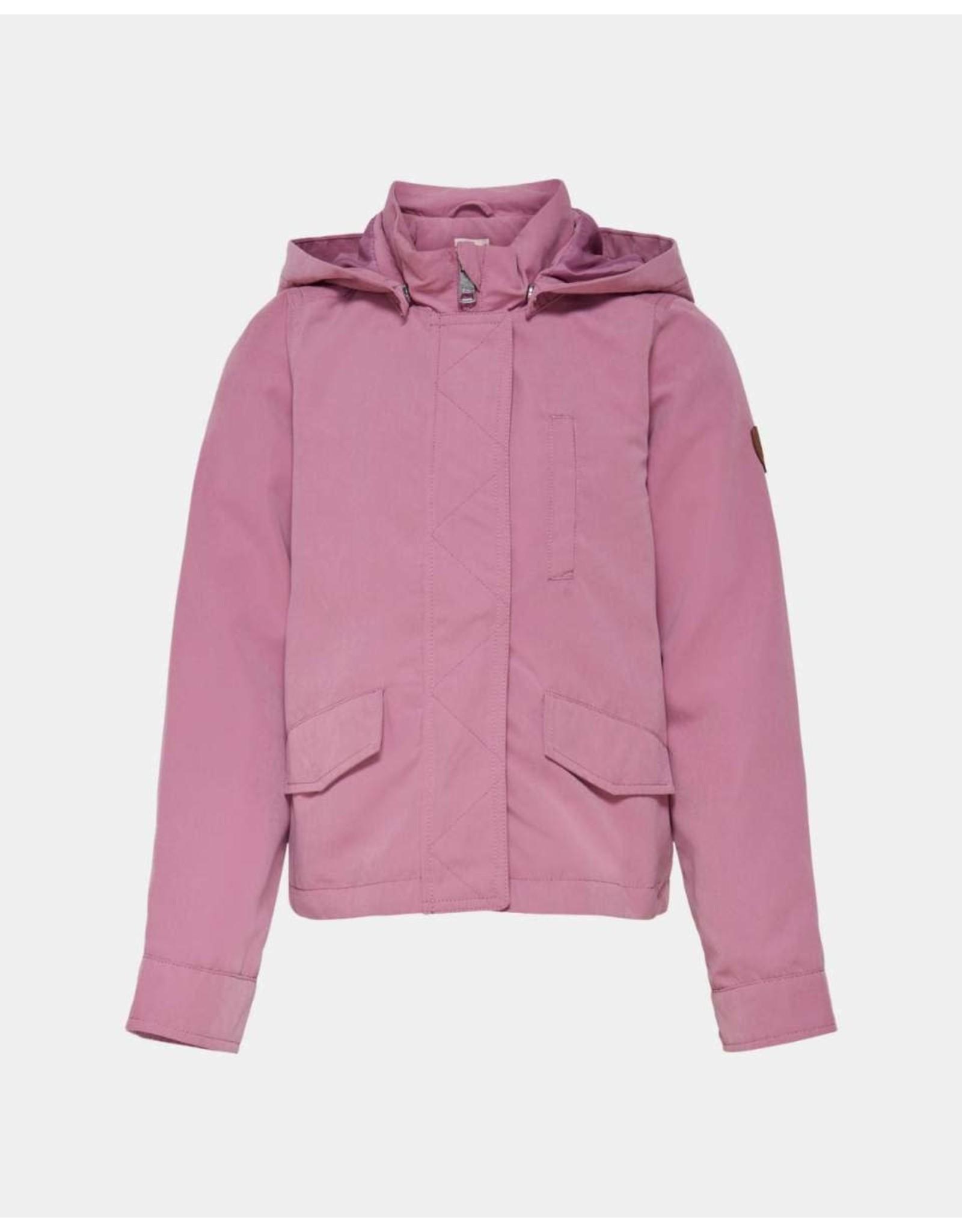 KIDS ONLY Roze tussenseizoen jas