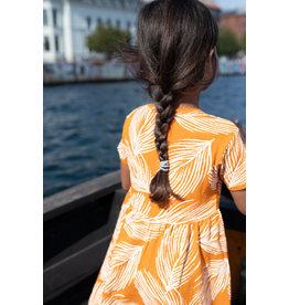 Danefae Organisch jurkje met palmbladen
