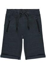Name It Blauw gemeleerde zachte short