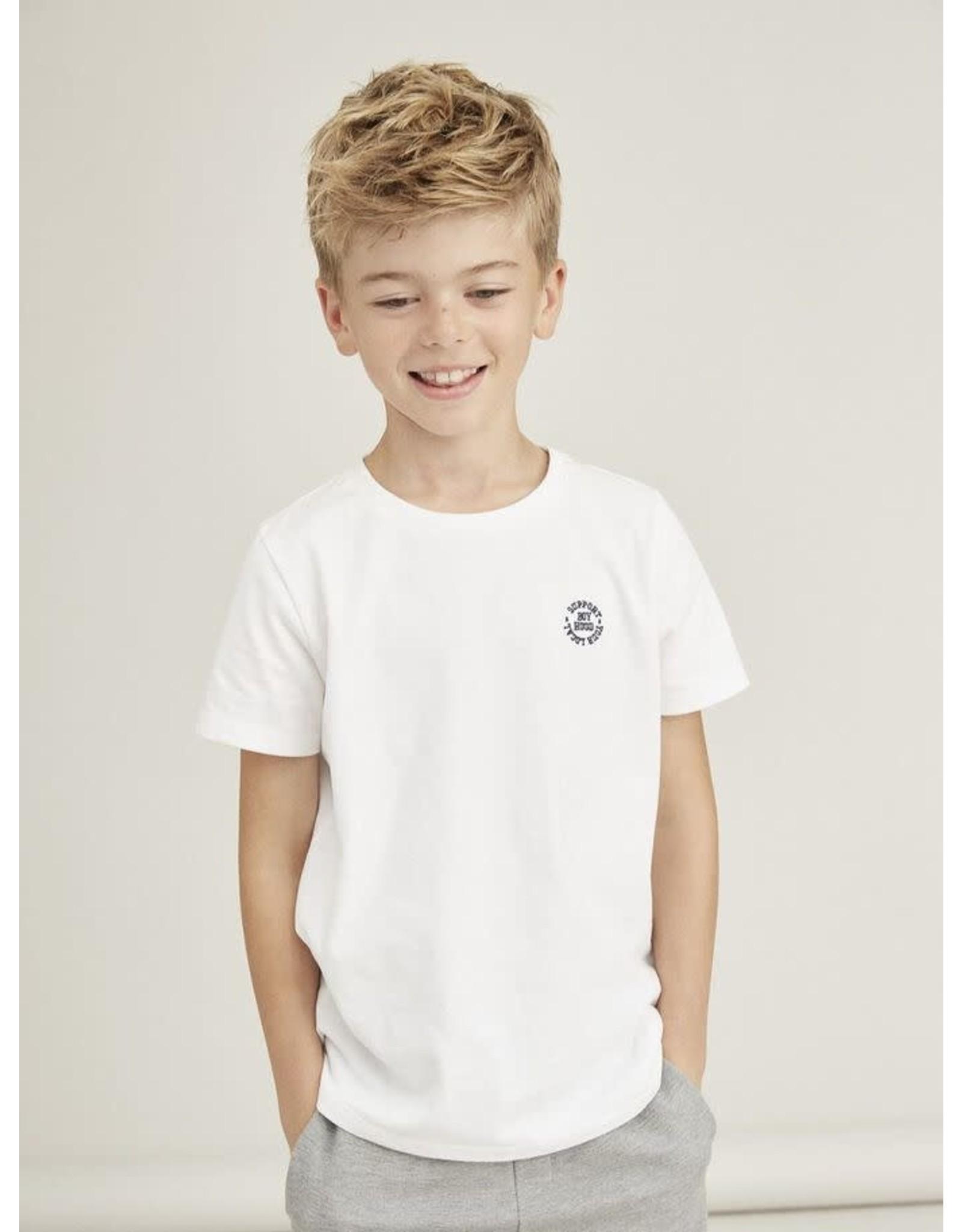 Name It Basis witte t-shirt
