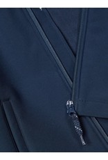 Name It Blauw unisex softshell