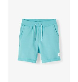 Name It Aqua blauwe short