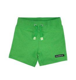 Villervalla Super zachte fel groene unisex short