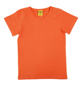 Duns Basis oranje unisex t-shirt