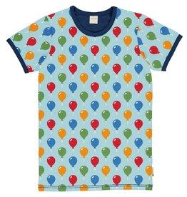 Maxomorra VOLWASSENEN t-shirt met ballonnen