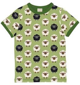 Maxomorra Unisex t-shirt met schapen