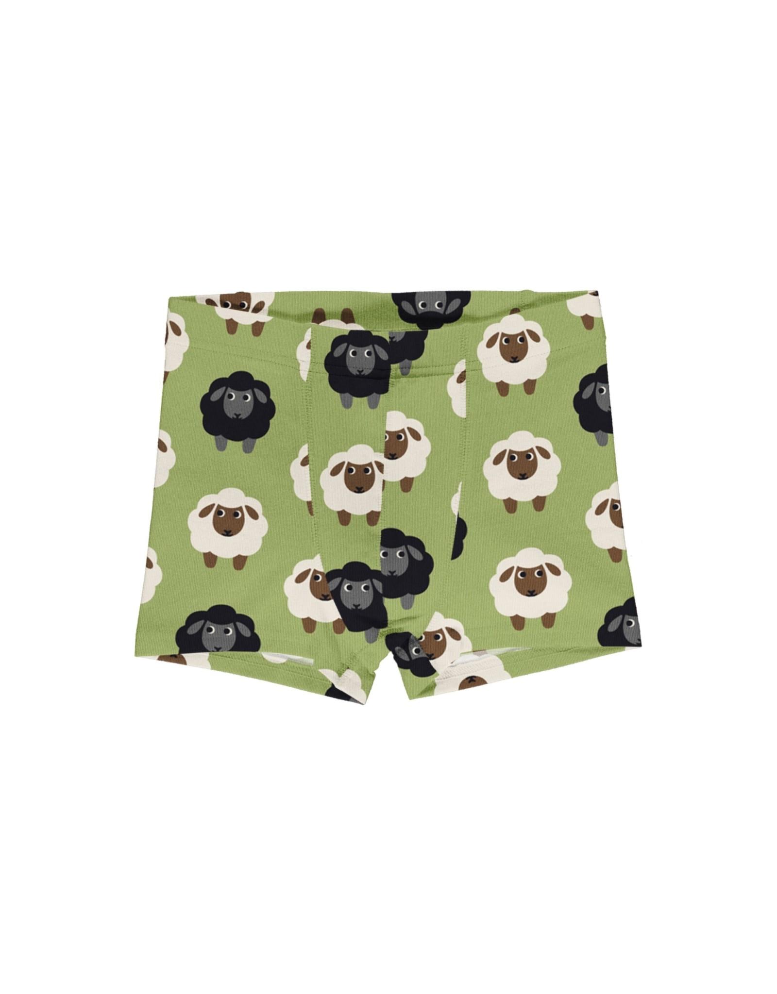 Maxomorra Boxer Short met schapen print