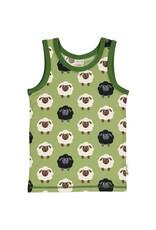 Maxomorra Mouwloze t-shirt met schapen