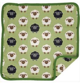 Maxomorra Kussensloop met schapen (50x50 cm)