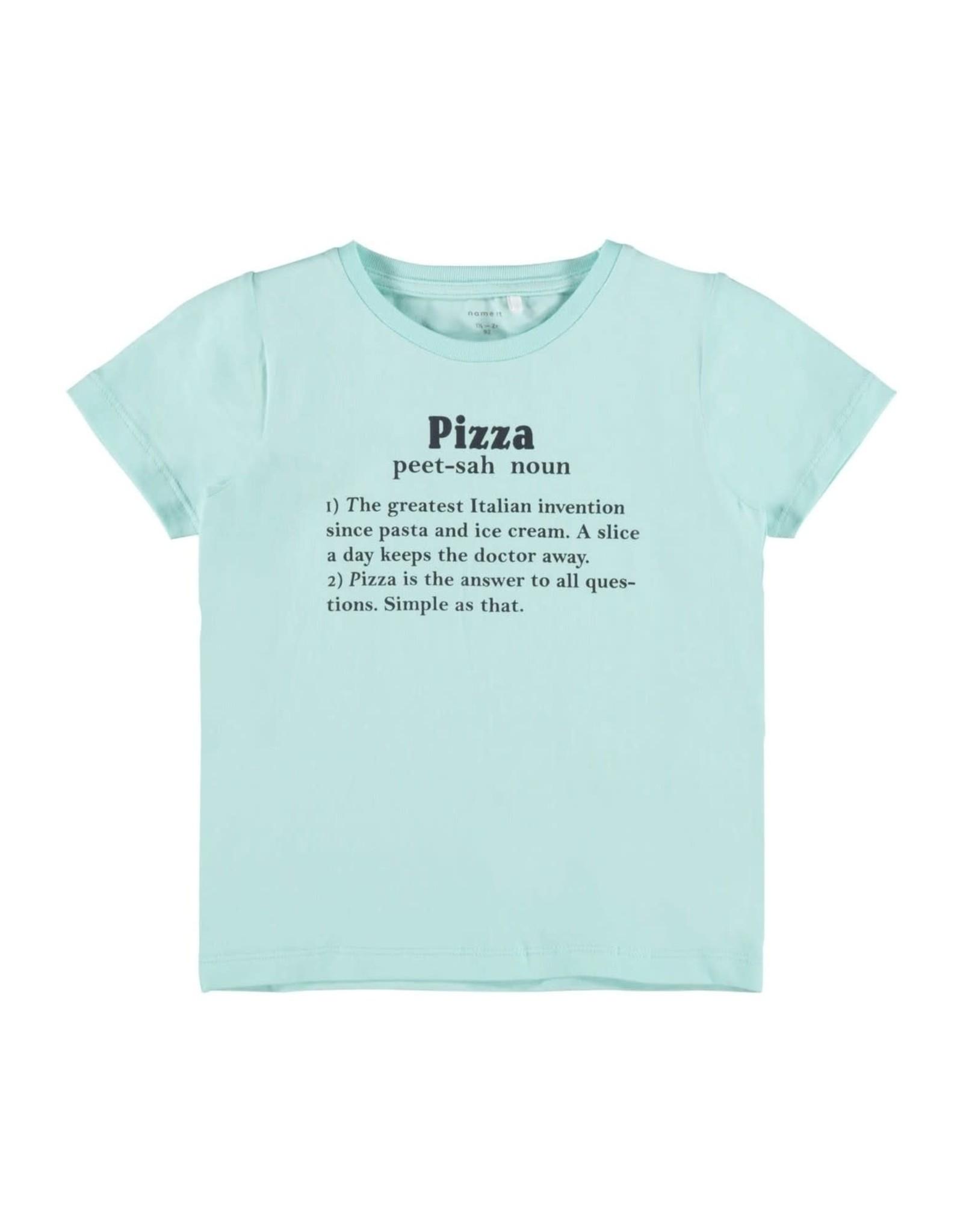 "Name It Vrolijke ""Pizza"" t-shirt"