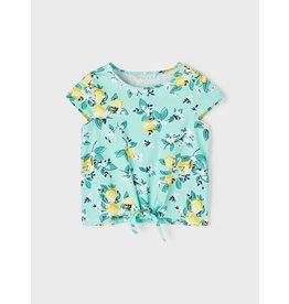 Name It T-shirt met citroenen print