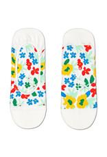 Happy Socks MAAT 36/40 - liner sokken met bloemen