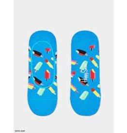 Happy Socks MAAT 36/40 - liner sokken met ijsjes
