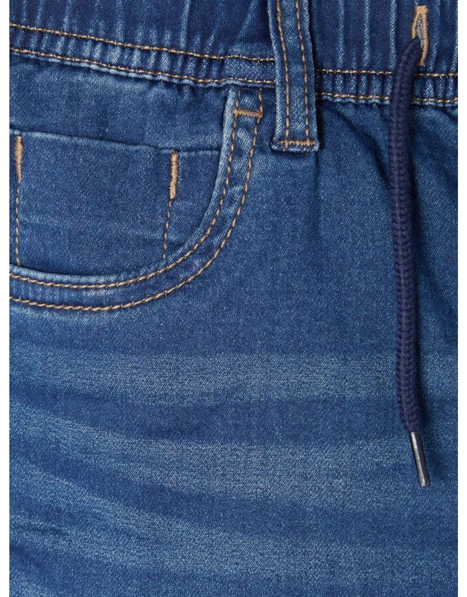 Name It Zachte regular fit jeans zonder knop