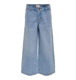 KIDS ONLY Brede lichte blauwe 7/8 broek