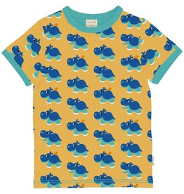 Maxomorra T-shirt met nijlpaarden