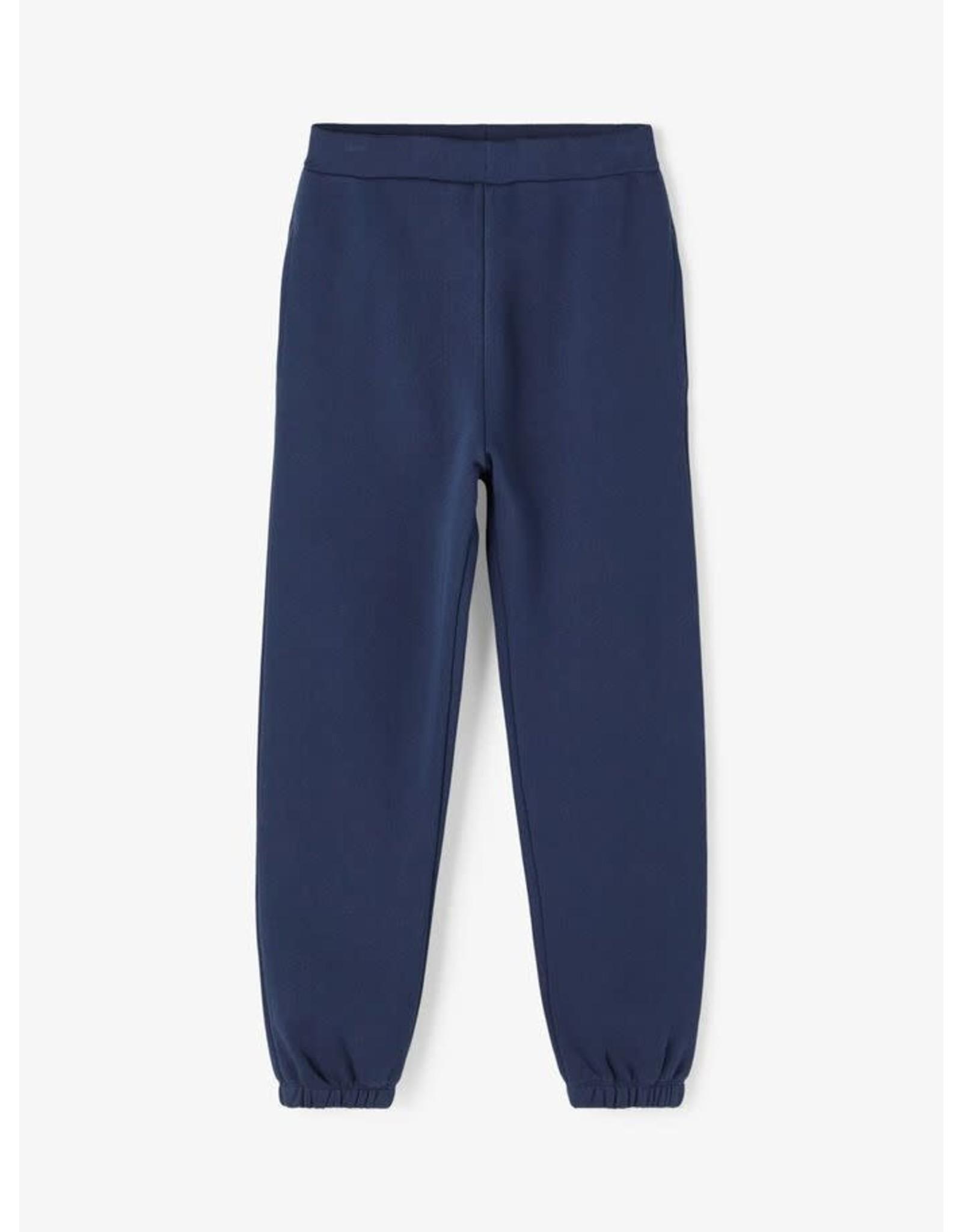 Name It Donkerblauwe jogging broek