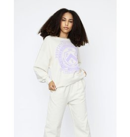 Name It Witte korte oversized sweater