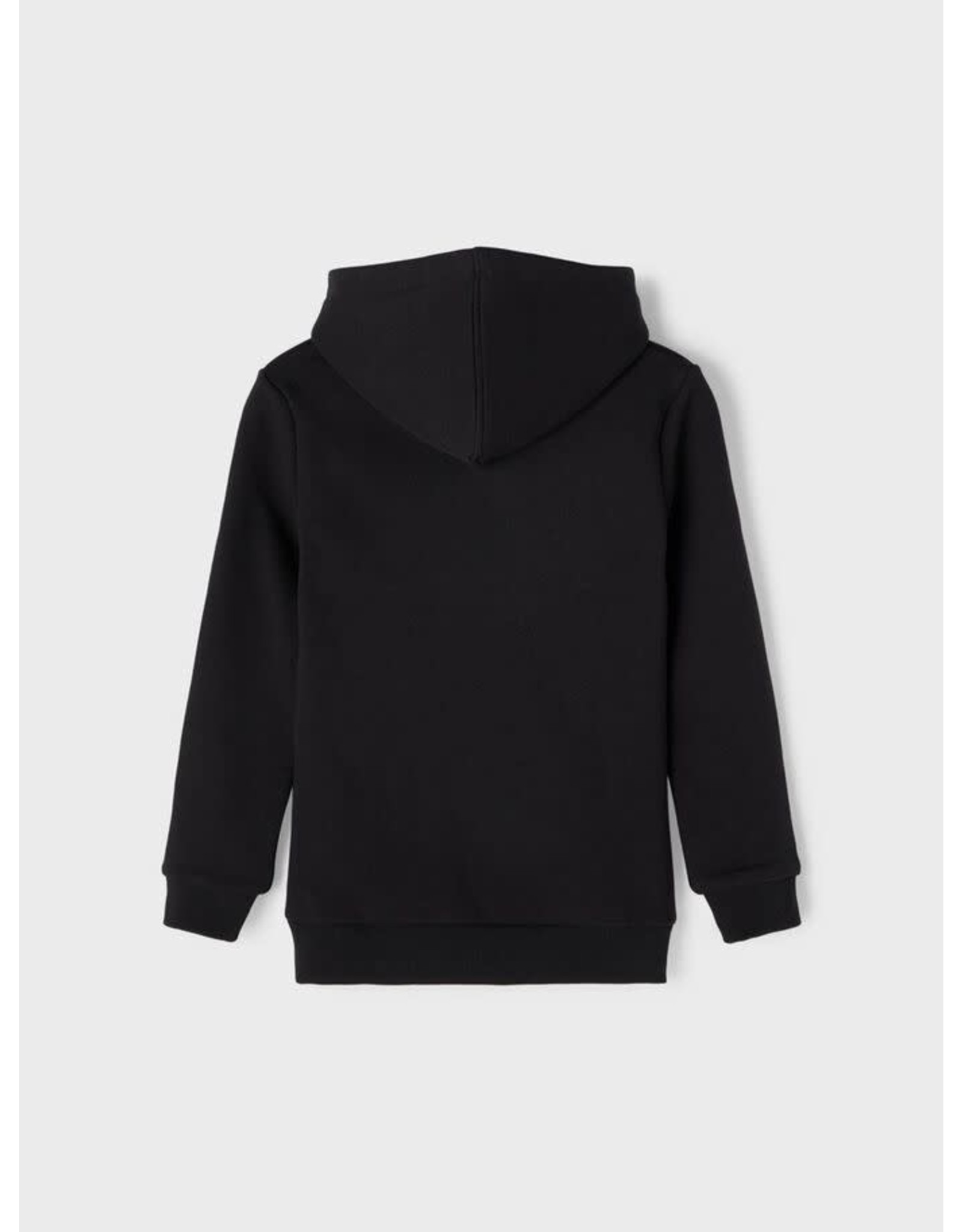 Name It Zwarte hoodie trui