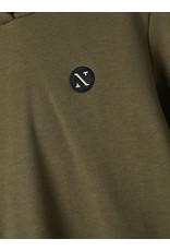 Name It Groene hoodie trui