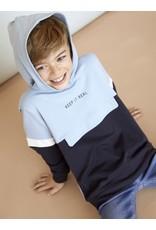 Name It Coole lichte colour block hoodie trui