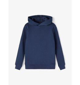 Name It Donkerblauwe hoodie trui