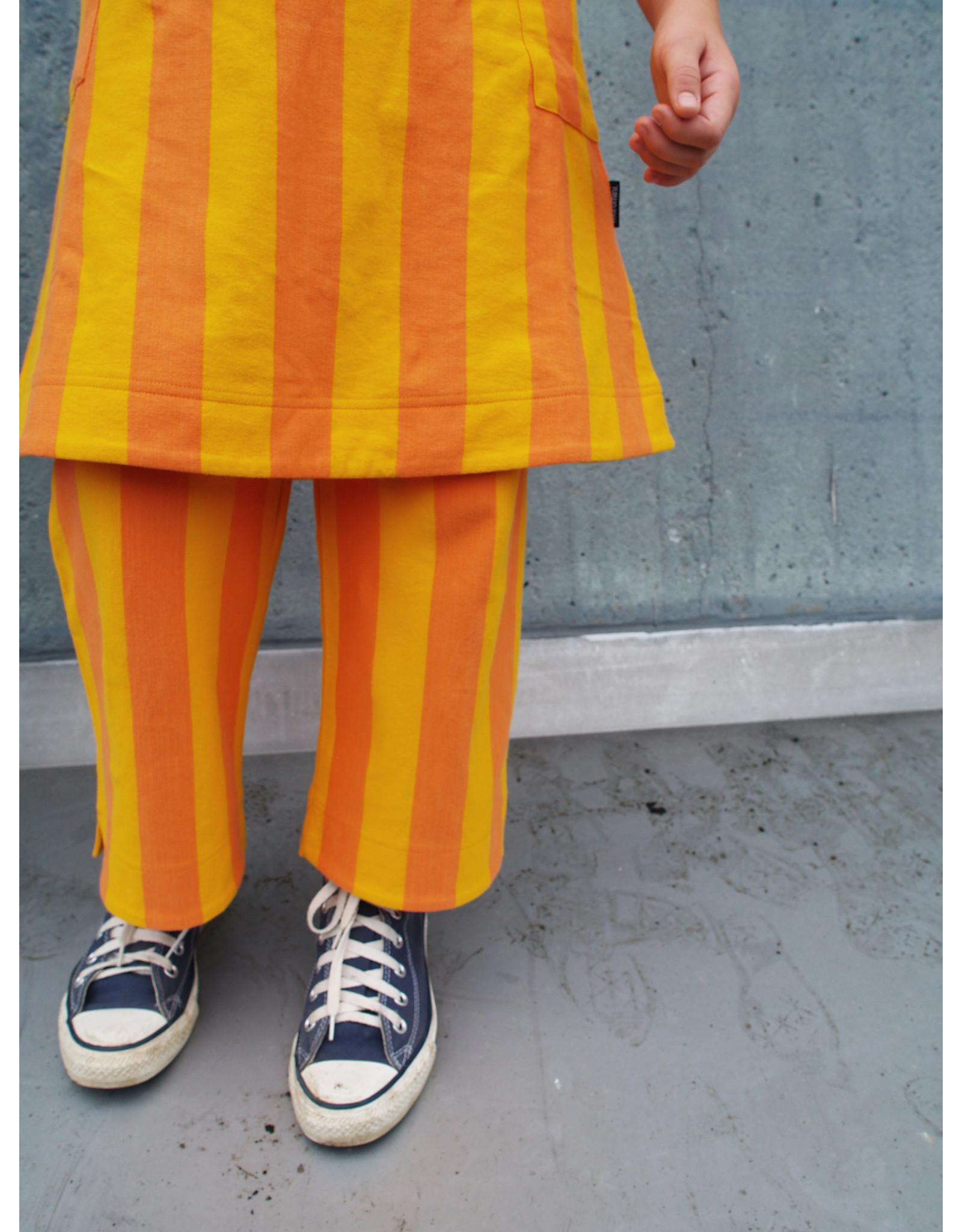Moromini Brede super comfy retro broek zonder knop