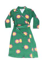 Moromini VOLWASSENEN overslag retro kleedje