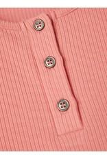 Name It Slim fit vintage roze tanktop