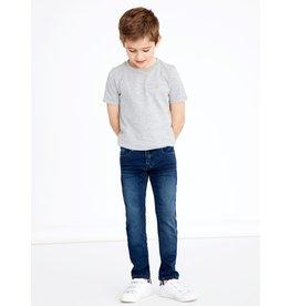 Name It Stoere donkerblauwe jeans voor jongens