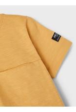 Name It Zacht gele t-shirt voor kleine jongens