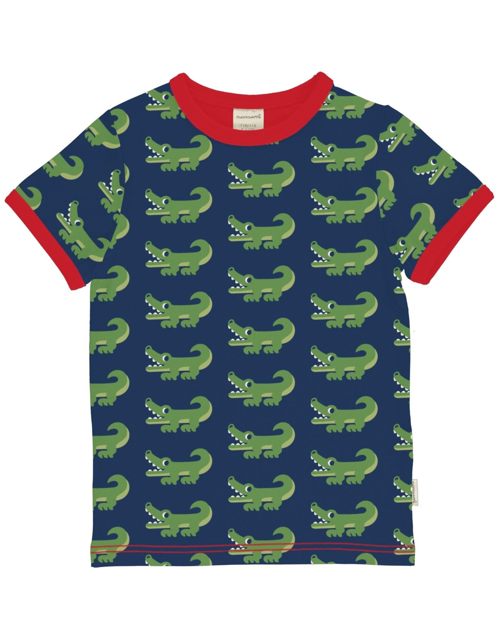 Maxomorra Krokodillen t-shirt