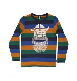 Danefae Gestreepte t-shirt met viking Erik