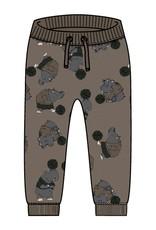 Name It Jogging broek met nijlpaarden print