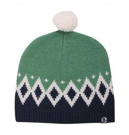 Danefae VOLWASSENEN Warme groene wintermuts