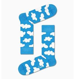 Happy Socks VOLWASSENEN sokken met wolkjes