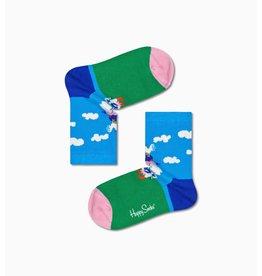 Happy Socks Sokken voor kinderen met boerderij dieren