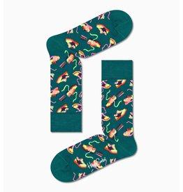Happy Socks VOLWASSENEN sokken met loopschoenen
