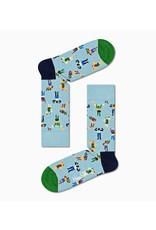 Happy Socks VOLWASSENEN Work out fitness sokken