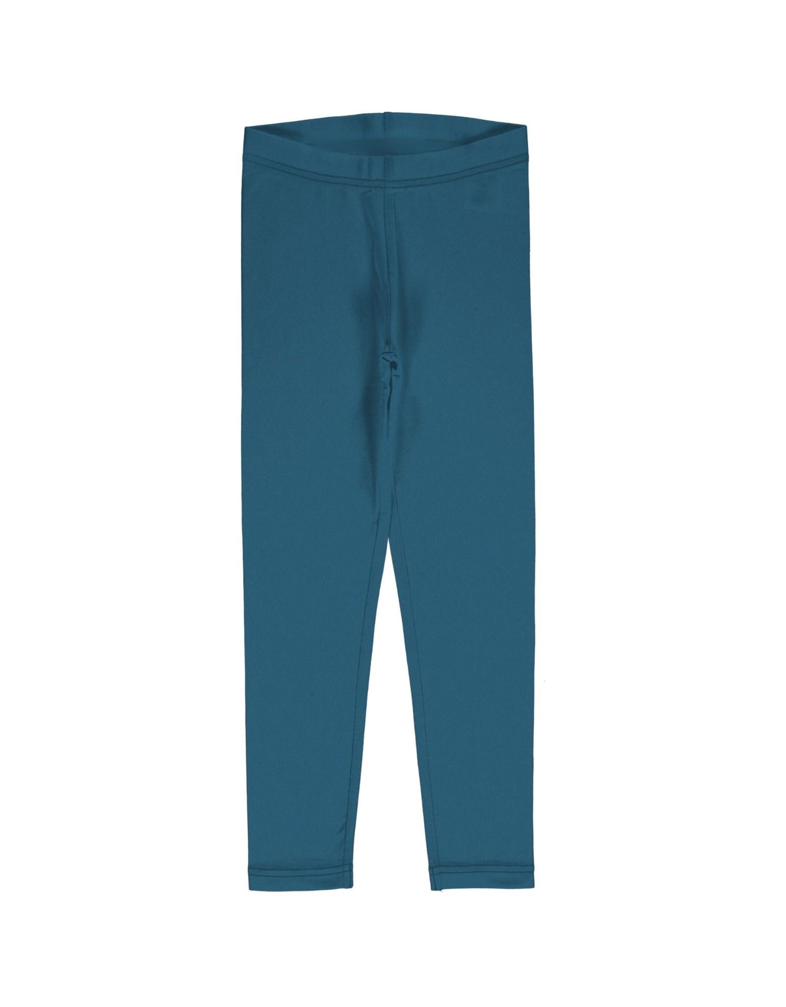 Meyadey Leggings DEEP WATER blauwe kleur